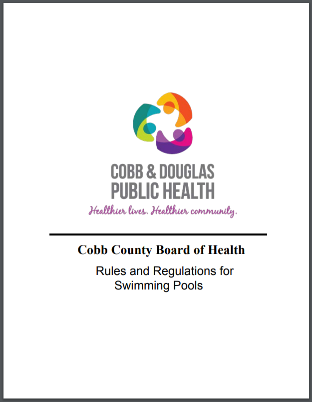 Georgia Department Of Public Health Blue Whale Pool Pro