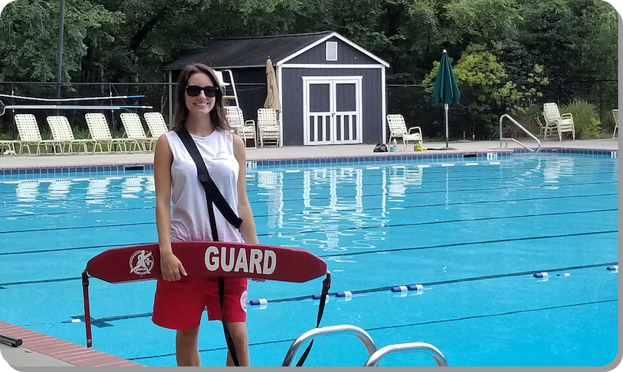 Certified lifeguards blue whale pool pro Swimming pool maintenance certification