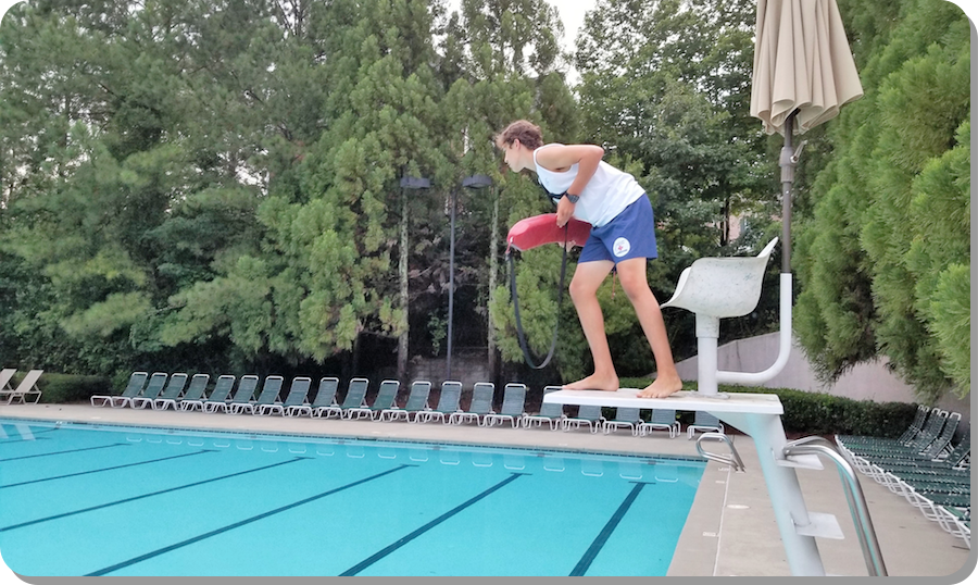 Certified Lifeguards Blue Whale Pool Pro